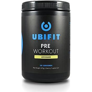 Amazon Com Red Leaf Pre Workout Energizer Powder Pre