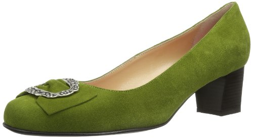 Green Diavolezza Pumps oliva Women's Celine 1xqAXT