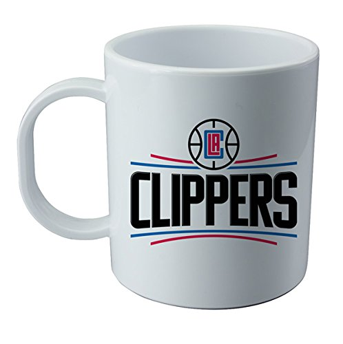 Tazza y sticker dell' Los Angeles Clippers - NBA Wallp