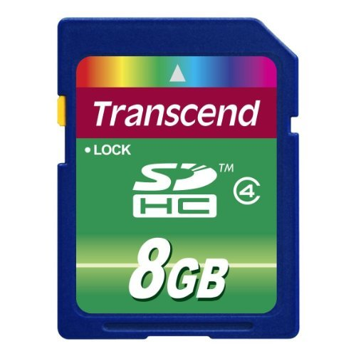 Kodak C1530 EASYSHARE Digital Camera Memory Card 8GB (SDHC) Secure Digital High Capacity Class 4 Flash Card