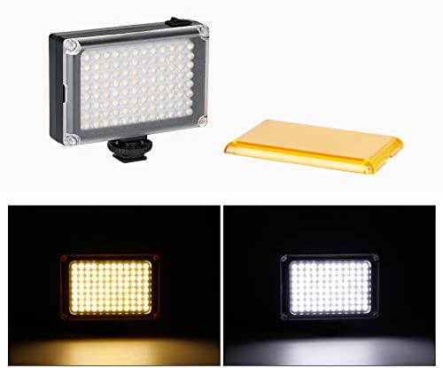 WANGYONGQI 96 LED Video Phone Light Photo Camera Lighting Photo Hot Shoe LED Lamp,B