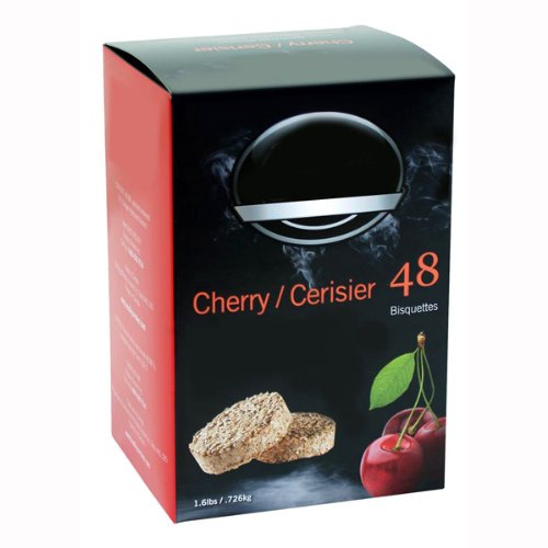 Bradley Cherry sawdust puck for electric smoker pack of ()