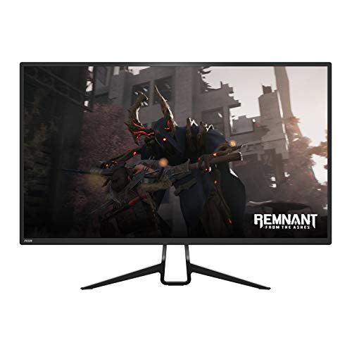 Pixio PX329 32 inch 165Hz WQHD 2560 x 1440 Wide Screen Display Professional 1440p Flat 32-inch AMD Radeon FreeSync Certified Gaming Monitor, 2 Years Warranty, Compatible with Xbox One X 120Hz and PS4 (Best Gaming Monitor For Xbox One X)