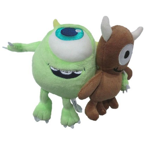 Amazon Com Disney Monsters Inc Bean Doll Along With A