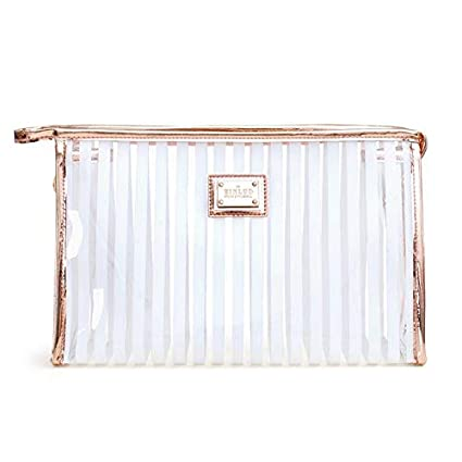 Amazon.com: PVC Bolsa transparente Travel Cosmetic Bag for ...