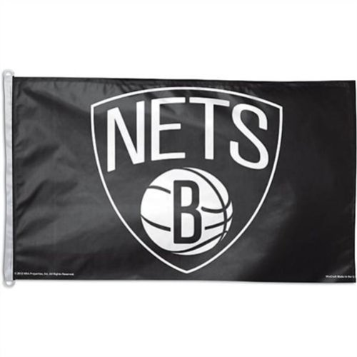 Brooklyn Nets 3 x 5 Flag FGB67001