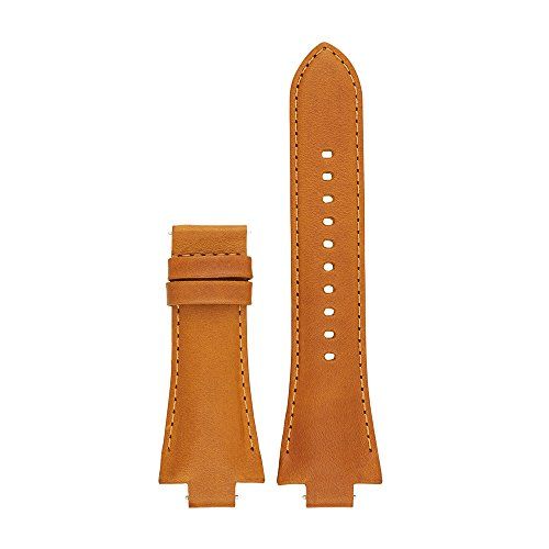 Michael Kors Access Dylan Saddle Leather Smartwatch Strap MKT9015