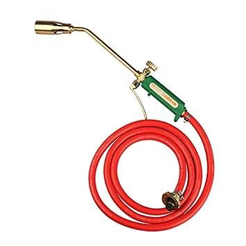 Portable Ignition Blow Torch Flame Gun Liquefied Gas Butane Burner Welding Tube