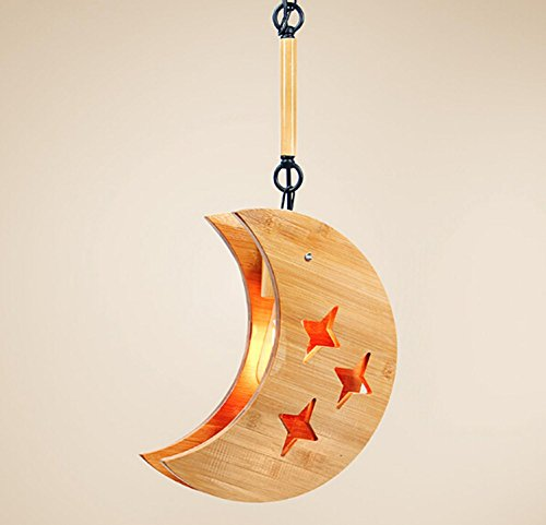 Moon And Stars Pendant Light in US - 5