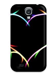 Galaxy S4 Love Print High Quality Tpu Gel Frame Case Cover