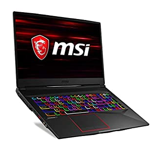 "MSI GE75 Raider 10SF-019 17.3"" 240Hz 3ms Gaming Laptop Intel Core i7-10750H RTX 2070 16GB 512GB NVMe SSD Win10 VR Ready"