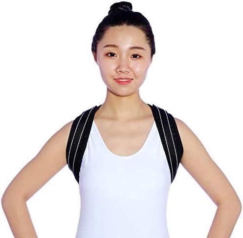 YUMUO Dispositif de Formation de Posture de Correction de Posture Respirante pour Adultes