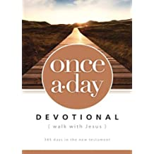 NIV, Once-A-Day:  Walk with Jesus, eBook: 365 Days in the New Testament