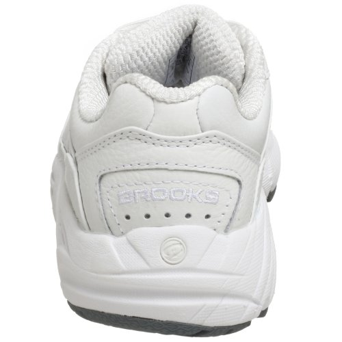 Addiction Walking Donna White Brooks 111 Scarpe Bianco da Walker Nordic dqHHBX7w