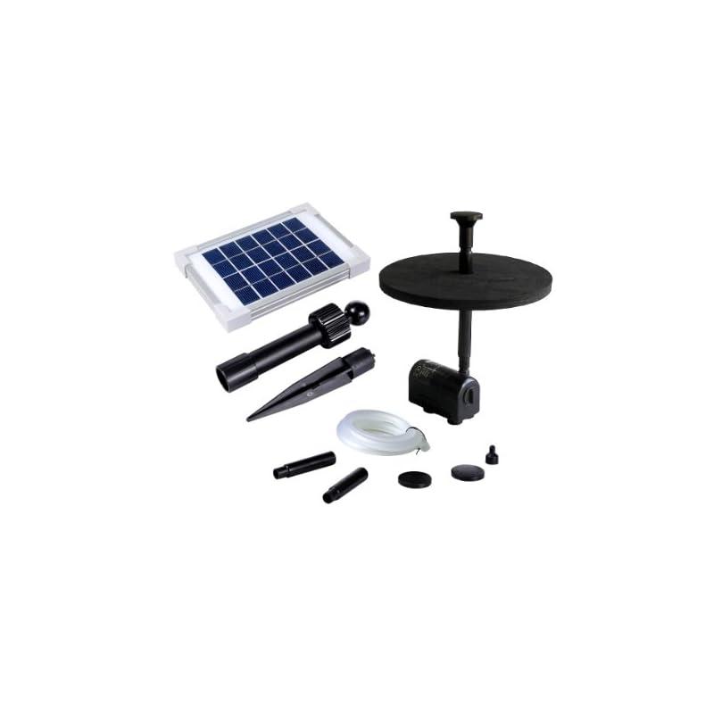 Rcool Outdoor Energia Solare Abbeveratoio Fontana Pompa Solare Estintore per