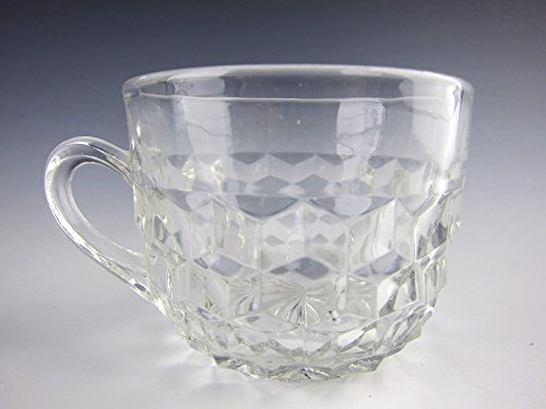 Fostoria Fine Glassware AMERICAN - Clear Cup(s), Punch EXCELLENT