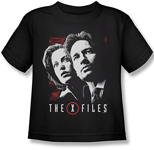x-files-juvy-mulder-scully-t-shirt-medium-5-6-black