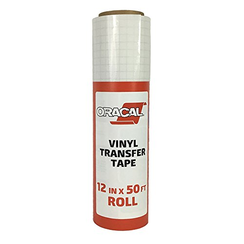 Oracal Transfer Adhesive Silhouette Application product image