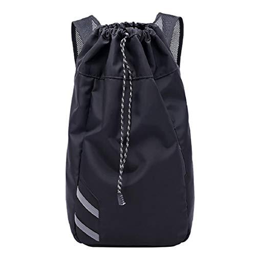 Vacally Basketball Training Bag Korean Version of The Backpack Football Bag Bundle Pocket Fitness Sports Bag Lightweight Portable Large Capacity Storage Bag (Survival Bag Bundle)