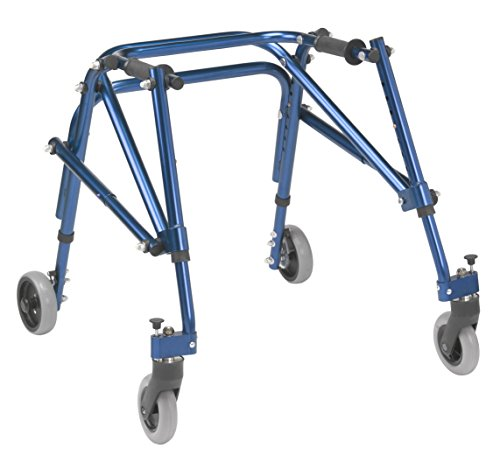 Inspired by Drive Nimbo 2G Lightweight Posterior Walker, Knight Blue,