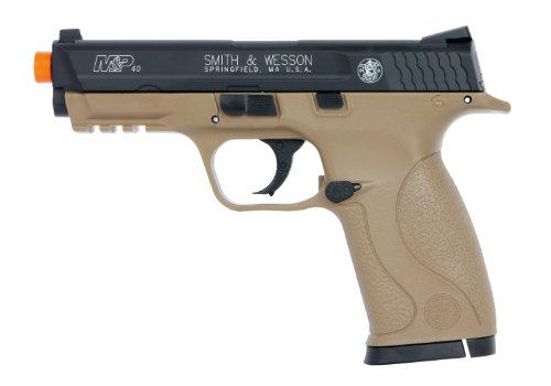 Palco Smith & Wesson M&P40 CO2 High-Yield Pistol (Wesson Smith Airgun)
