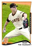 2014 Topps #446 Tim Hudson - San Francisco Giants (Baseball Cards)