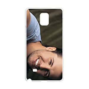Luke Bryan Hanson Smile Design Hard Case Cover Protector For Samsung Galaxy Note4