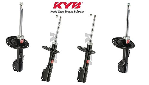 KYB KIT 4 FRONT & REAR shocks / struts 2004 - 06 TOYOTA Camry (Camry Kyb Gr2 Front Strut)