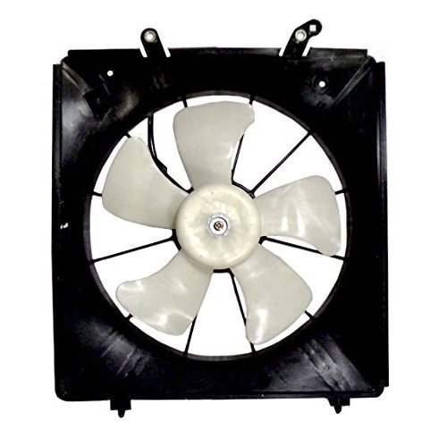 Engine Cooling Fan Assembly - Pacific Best Inc For/Fit HO3115111 98-02 Honda Accord Sedan/Coupe V6 02-03 Acura TL 3.2L Base ()