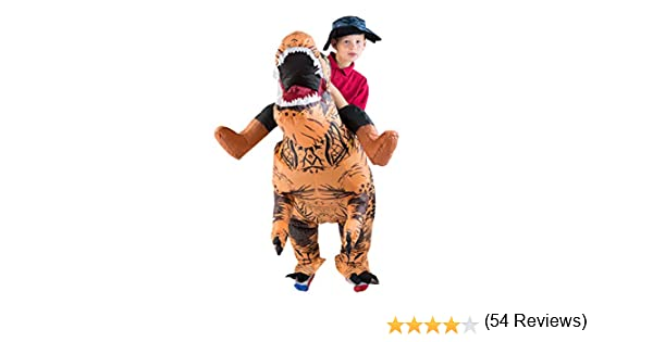 Bodysocks® Disfraz Hinchable de Dinosaurio Niño: Amazon.es ...
