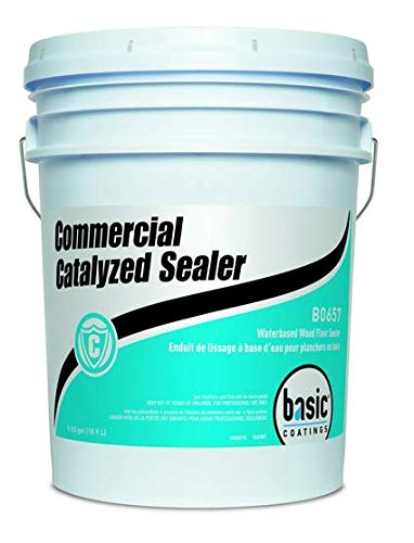 rcial Catalyzed Sealer - 5 Gallon ()