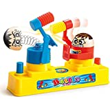 Hammering Contest Battle Boxing Toy Game for Family Party Fun, Table Game