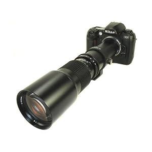 Lens for NIKON D40, D80, D90, D200 : Camera Lenses : Camera & Photo