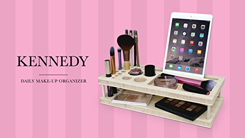 Kennedy Beauty Station - Daily Makeup Organizer