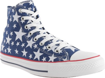 Converse CT All Star Hi Top Fashion Sneaker Shoe - Unisex Midnight Hour/White 9Pnt8i