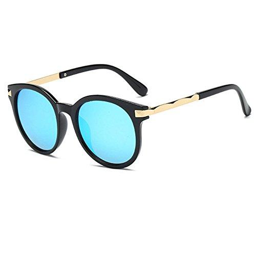 Aoligei La tendance des hommes et des femmes à la personnalité de lunettes de soleil lunettes de soleil lunettes de soleil rétro oymXeEd0