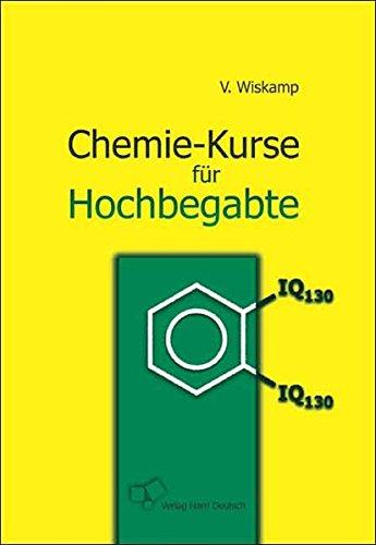 Chemie-Kurse für Hochbegabte