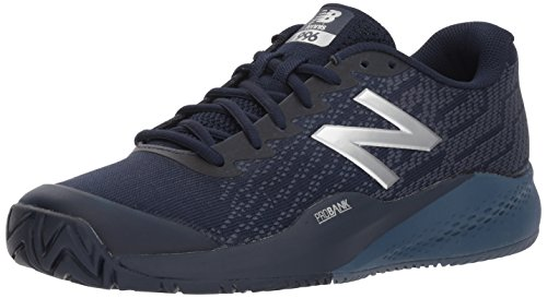 New Balance Men's 996v3 Hard Court Tennis Shoe, Pigment, 9 D US