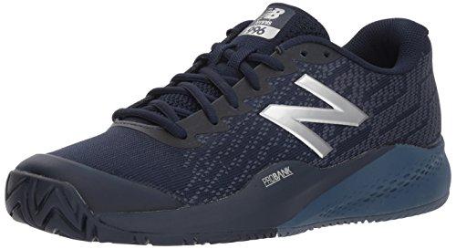 New Balance Men's 996v3 Hard Court Tennis Shoe, Pigment, 8.5 2E US (Tennis Balance New Apparel)