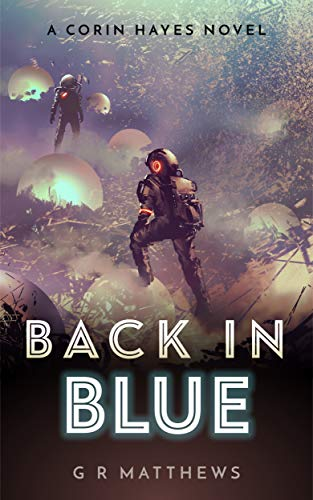 Back In Blue (Corin Hayes Book 4)