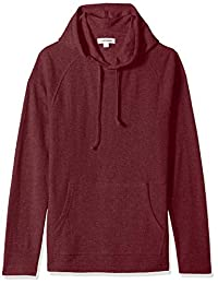 Goodthreads Amazon Brand Men's Long-Sleeve Slub Thermal Pullover Hoodie