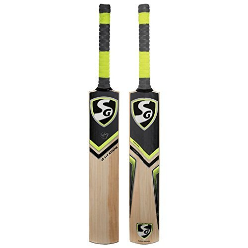 SG VS 319 Xtreme Grade 5 English Willow Cricket Bat   Size: Short Handle,Leather Ball