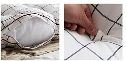 SYFO Amovible Coussins de Dossier de Chevet, Canapé-lit Tête de lit capitonnée, Soft Tatami Double Grand Coussin de Soutien Lombaire (Color : D, Size : 90x20x50cm)