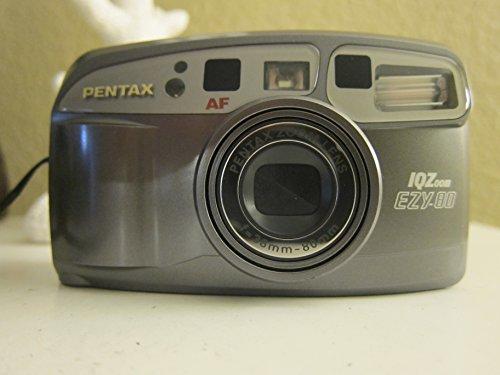 PENTAX IQZoom EZY-80 35mm Camera (Iq Pentax Zoom)