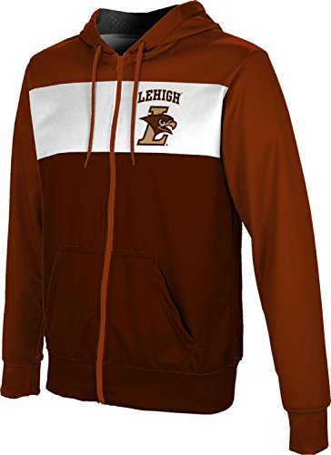 ProSphere Lehigh University Men's Fullzip Hoodie - Prime (XXX-Large) University Full Zip Hoodie