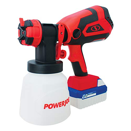 Sun Joe 24V-PS1 24-Volt 4.0-Amp Cordless HVLP Handheld Paint Sprayer
