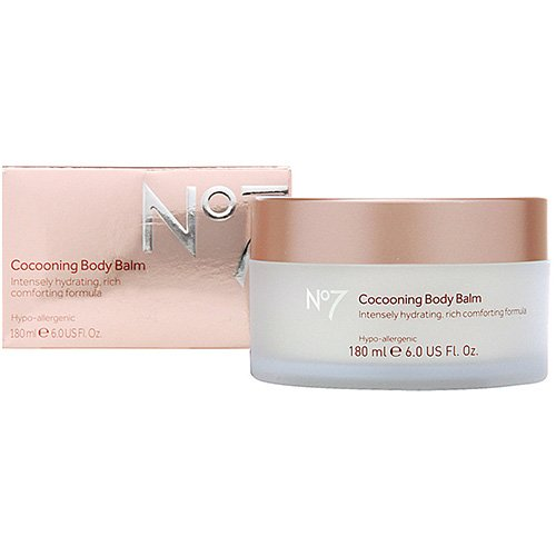 Boots No7 Cocooning Body Balm 6 oz