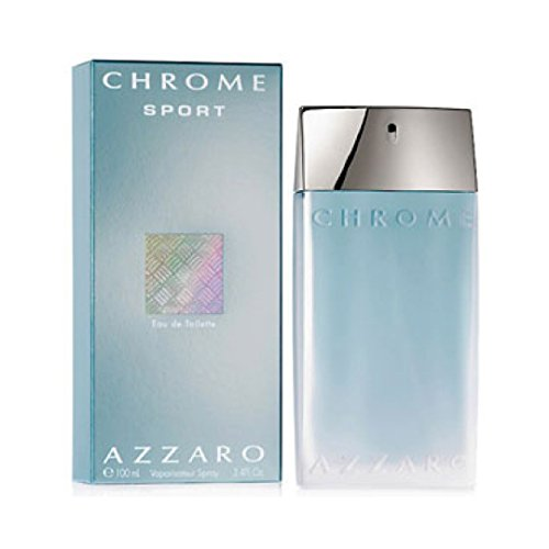 Chrome Sport For Men Eau-de-toilette Spray By Loris Azzaro, (Loris Azzaro Deodorant Stick)