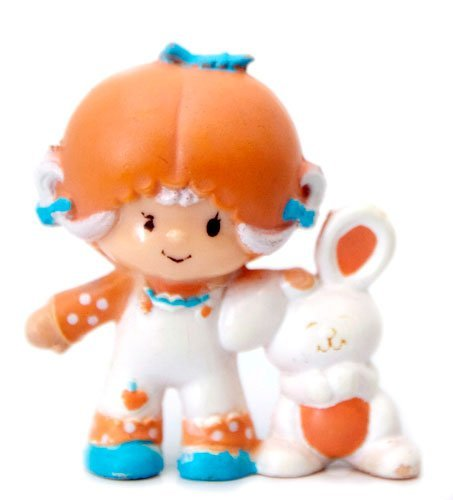 Strawberry Shortcake Mini Apricot with Hopsalot Kenner 1982 ()