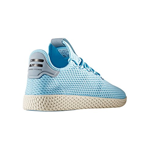 Adidas Heren Pharrell Williams Tennis Hu Sportschoen (8,5 D Ons, Ijsblauw 6365)
